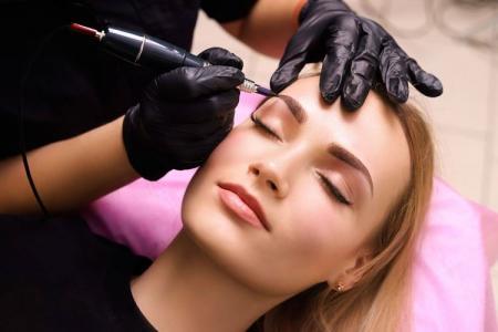Перманентный макияж бровей: что это (фото до и после)
