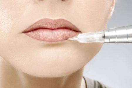 Перманентный макияж губ: что это (фото до и после)