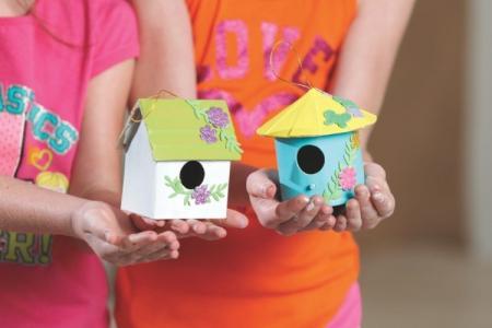 Поделки для детей 5-6 лет: легкие и красивые идеи (фото)