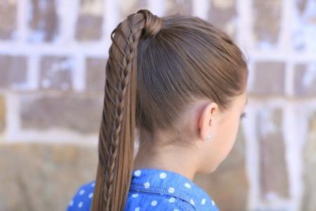 Прически в школу для подростков: 20 легких идей