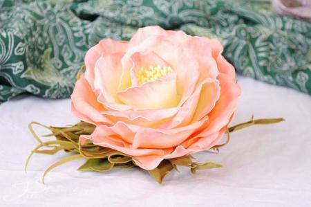 Розы из фоамирана своими руками: 6 красивых идей