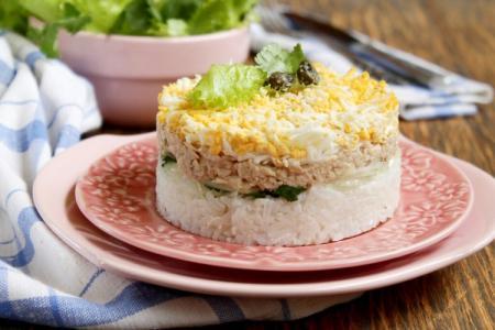 Салат из печени трески: 15 самых вкусных рецептов