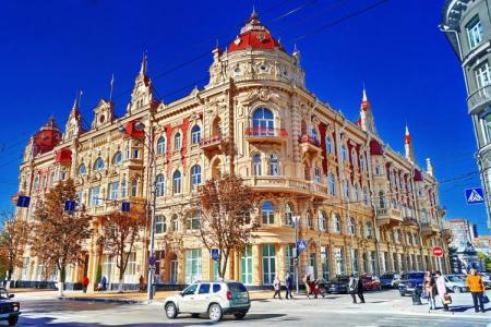 Топ-20 самых красивых городов России