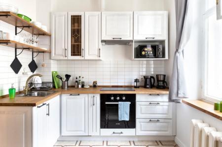Фартук из плитки на кухню: ТОП-150 фото новинок дизайна, лучшие способы укладки плитки