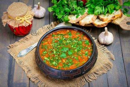 Суп харчо: 10 рецептов приготовления в домашних условиях