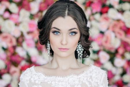 Свадебный макияж: пошаговые уроки (70 фото)