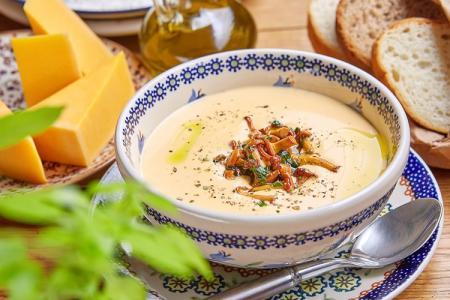 Сырный суп из плавленных сырков: 12 рецептов приготовления