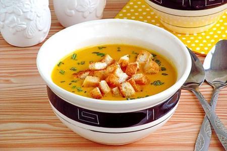 15 отличных рецептов тыквенного супа на каждый день