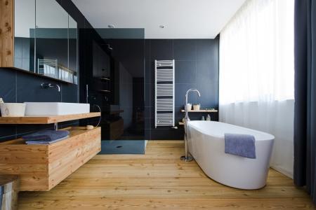 Ванная комната в современном стиле: 90 идей дизайна