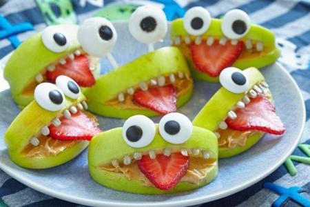 Закуски на детский День рождения: 20 самых вкусных рецептов